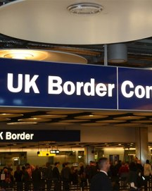 Immigration And Border Control Will Be A Key Issue In General Election