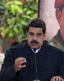 President of Venezuela Nicolás Maduro.