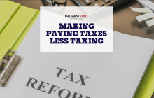 NEW RESEARCH – Making Paying Taxes, Less Taxing