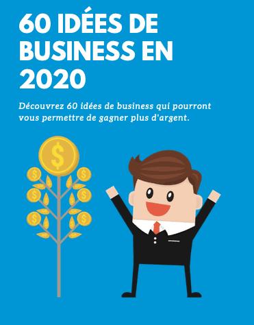 60 idées de business en 2020