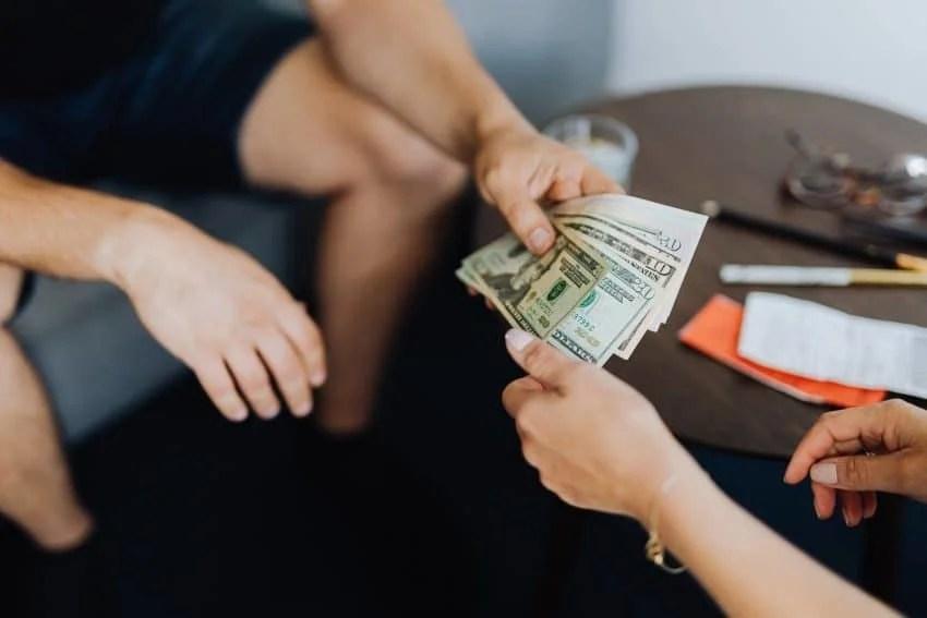 conflits d'argent dans le couple