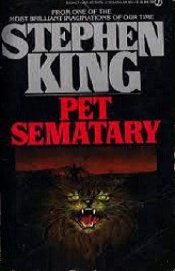 stephen King - Pet Semetary