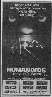 huminoids from the deep drive in