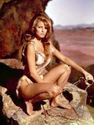 Raquel Welch - One Million Years BC pic 2
