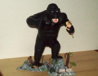 Aurora King Kong Model Kit pic 3