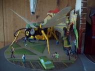 Gigantics - giant wasp - 3