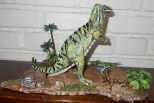 Iguanadon by Mike K