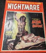 Nightmare magazine c