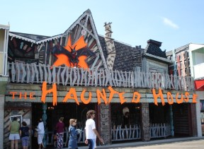 Haunted House Spook Show Rides 1