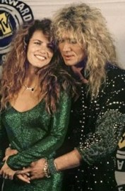 tawny kitaen david coverdale - pic 1