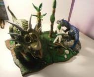 mike k - styracosaurus with forest expansion - pic 4
