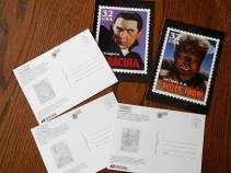 US Postal - Monster Post cards 2