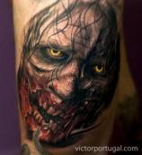 Realism-Zombie-Tattoo
