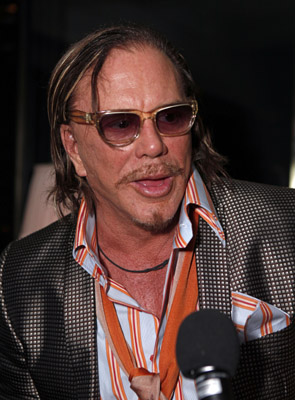 mickey rourke extensions