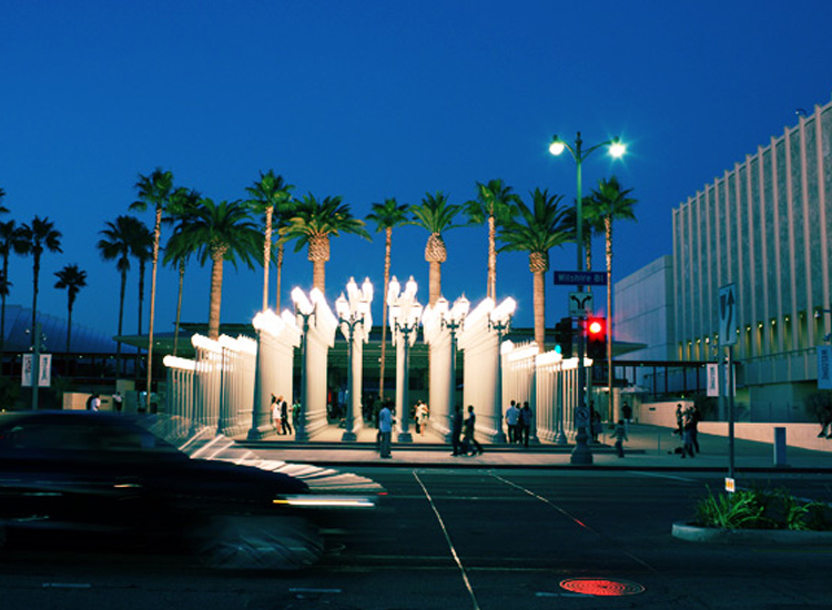 The LACMA Lights