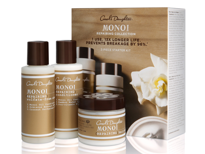 Monoi Repairing Collection Starter Kit