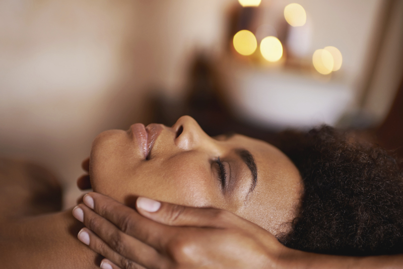 Facials and massages at Prana Spa (suggested activity)