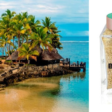 Lomaiviti Islands, Fiji / Wakaya Perfection Pink Fijian Ginger Soak