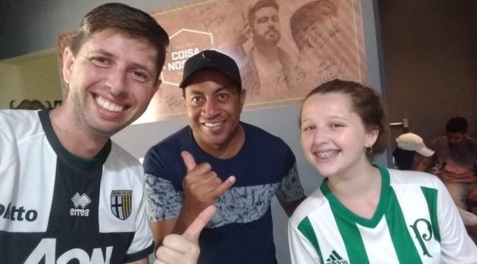 Raphael, Maria and Junior