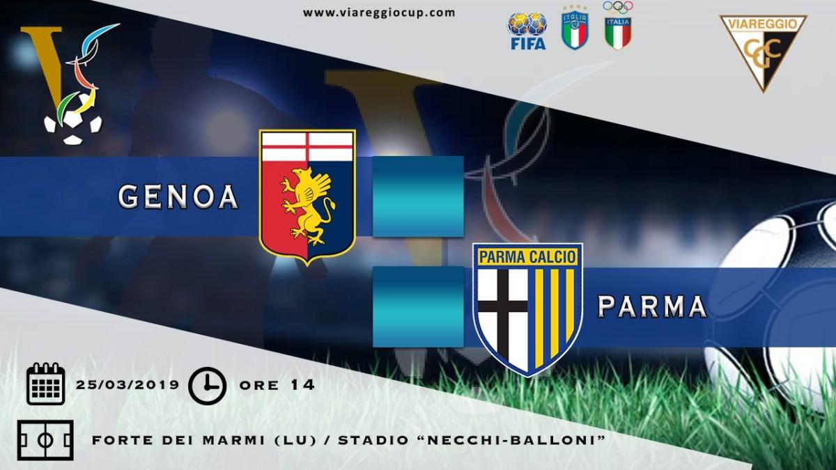 Parma in Viareggio Cup Semifinal