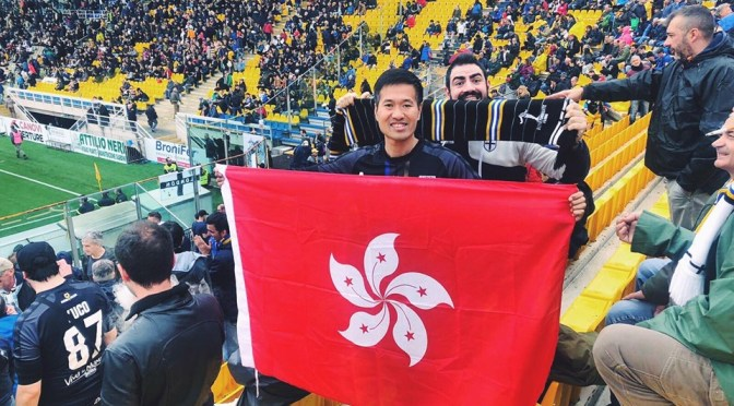 首個香港會員現場見證護級成功!