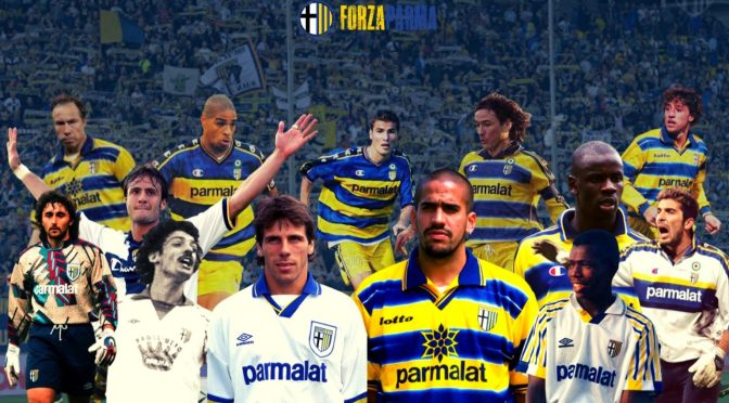 Vote for Parma Best 11