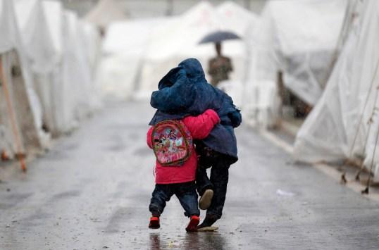 Anak Syria (reuters)