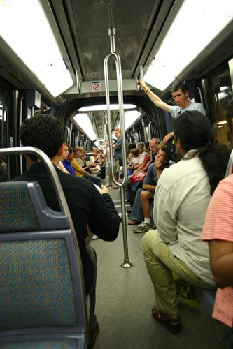 metroInterior