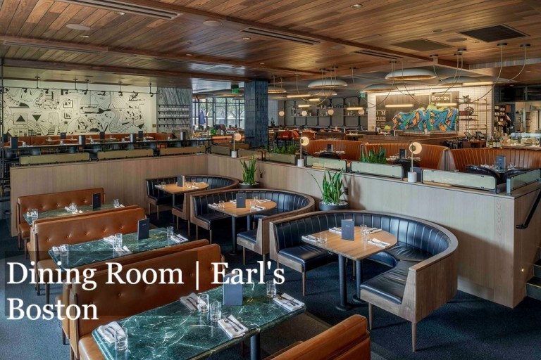 Earls Prudential Boston Ma Back Bay Promotions