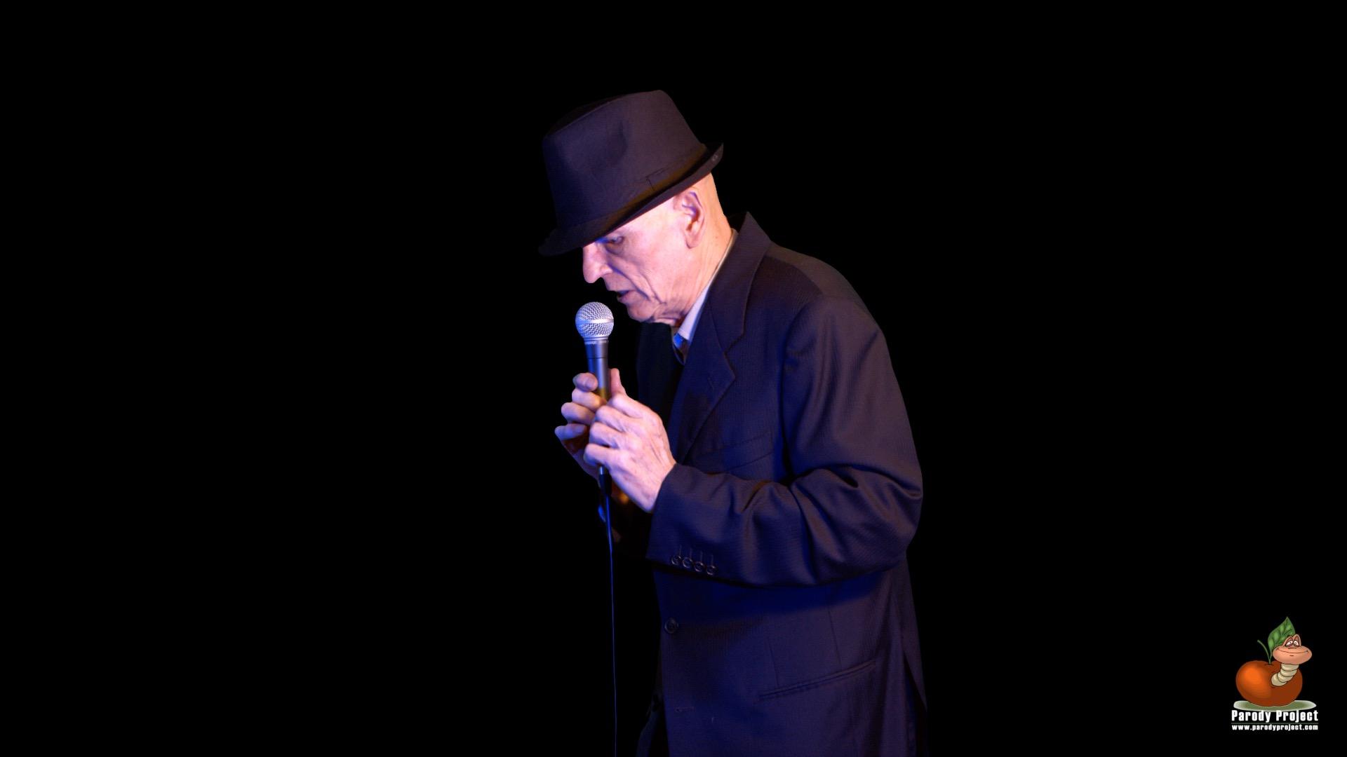 EVERYBODY KNOWS (Parody of) Leonard Cohen