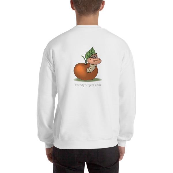 Sweatshirt | Parody Project Logo on Back