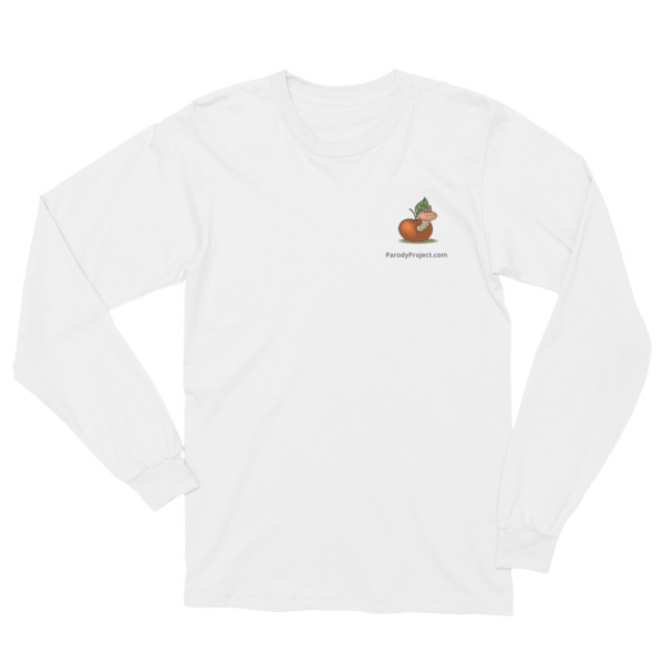 Unisex Long Sleeve T-Shirt | Parody Project Logo Small