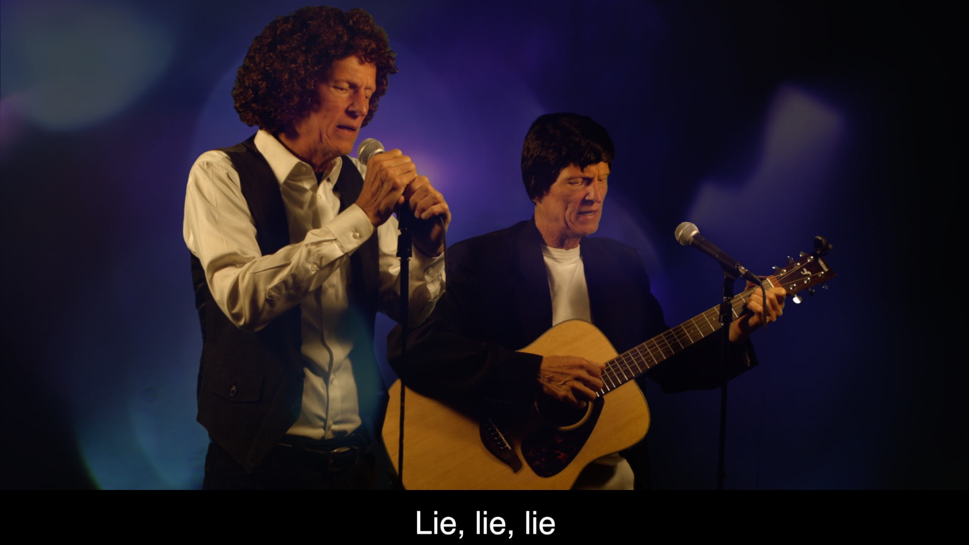 LIE LIE LIE – Parody
