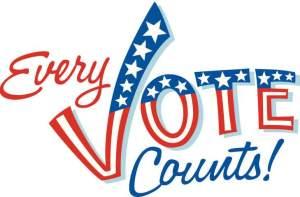 Every Vote Counts-