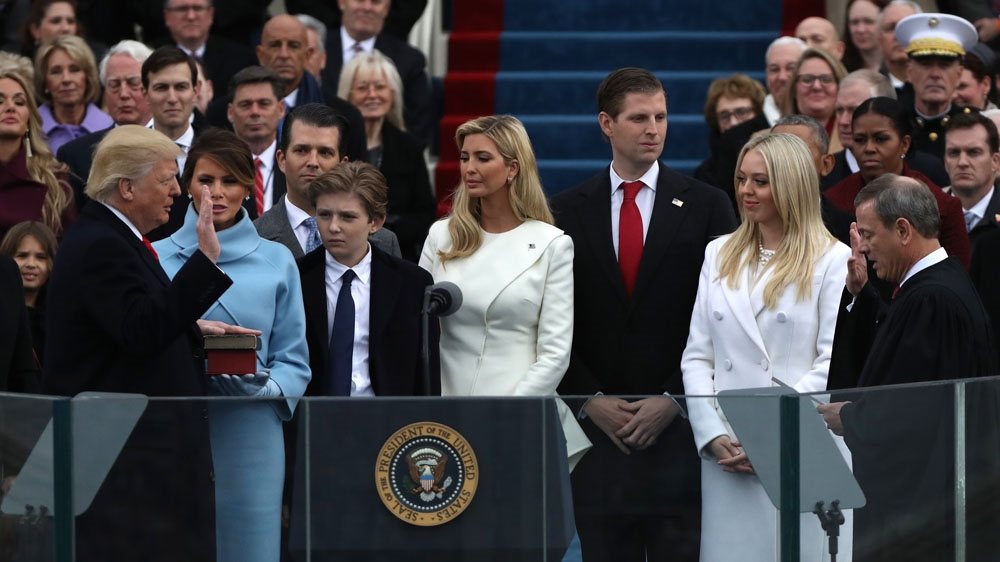 """INAUGURATION DAY"" — A Bad Lip Reading of Donald Trump's Inauguration"
