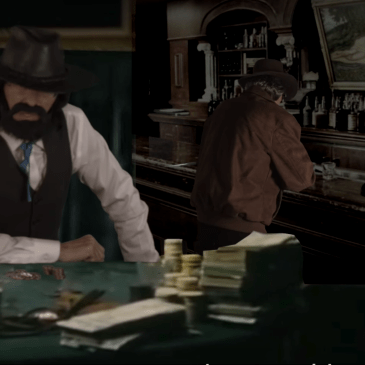 THE GAMBLER – Parody