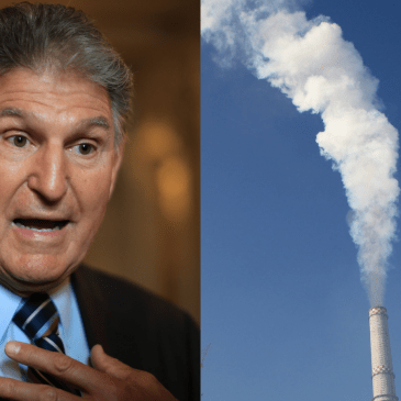 The Problem With Manchin – Parody of Your Momma Don't Dance