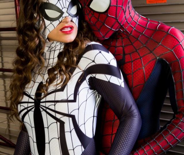 Spider Man Xxx Spoof