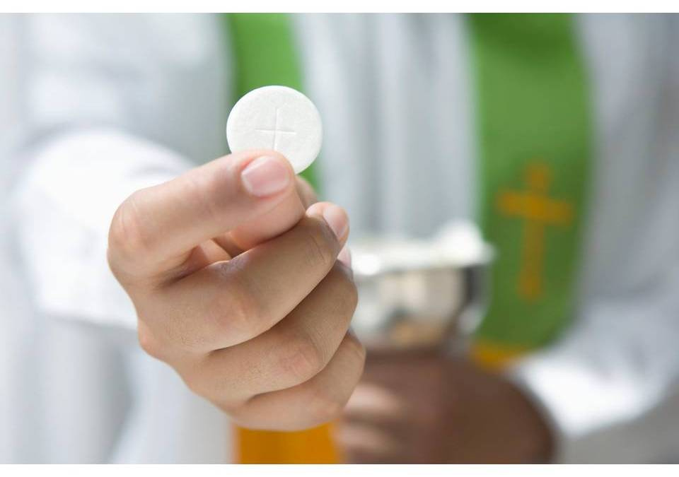L'histoire de la première communion