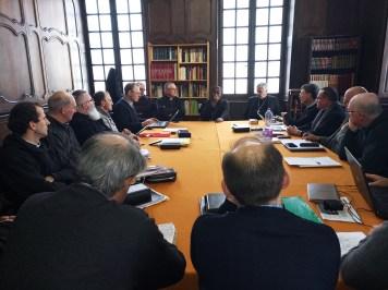Conseil épiscopal élargi aux curés doyens