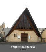 chapelle Laguiole - paroisse Sant Guiral