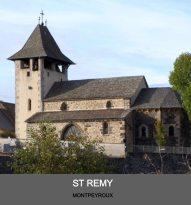 Eglise de St-Remy - paroisse Sant Guiral
