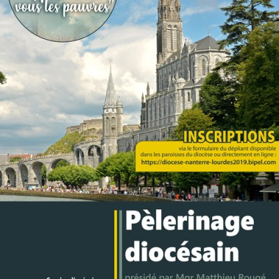 Calendrier Des Pelerinages Lourdes 2019.Pelerinage Diocesain A Lourdes Du 21 Au 24 Octobre 2019