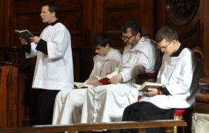 Office liturgique - page