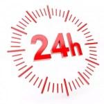 Logo 24H pour Dieu
