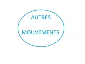 Autres mouvements
