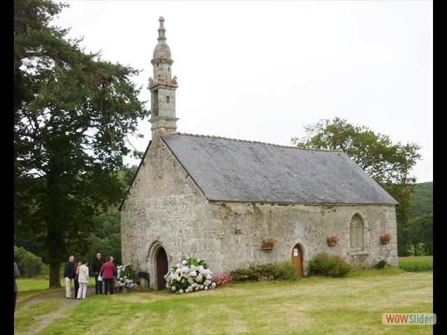 La chapelle ND de Bleun