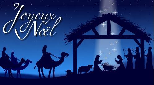 Joyeux Noel Bleu Paroisse Sainte AnneParoisse Sainte Anne