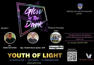 Glow in the Dark – Youth of Light