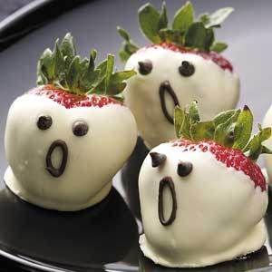 fragole Halloween